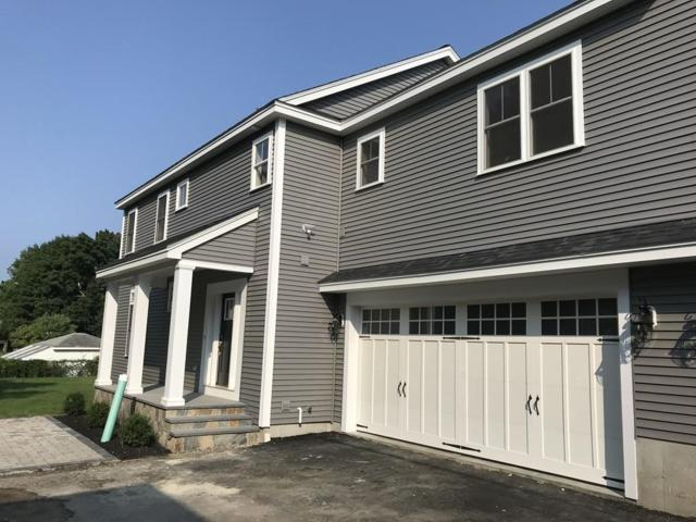 Lot A Pearl Street #2, Newton, MA 02458 (MLS #72336023) :: Apple Country Team of Keller Williams Realty