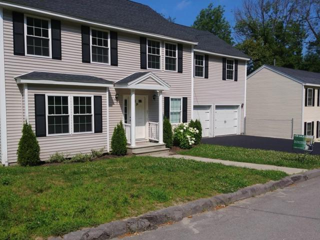 29B Drexel St, Worcester, MA 01602 (MLS #72337323) :: Commonwealth Standard Realty Co.