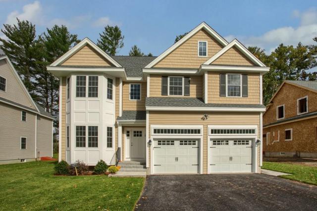 10 Sadie Lane Lot 5, Methuen, MA 01844 (MLS #72353143) :: Westcott Properties
