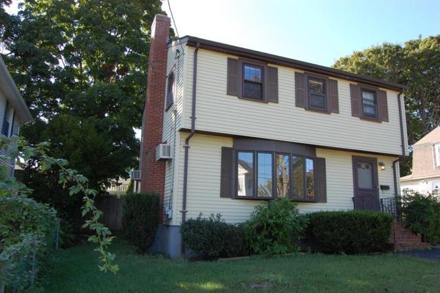 23 Gannett Rd, Quincy, MA 02169 (MLS #72354865) :: ALANTE Real Estate