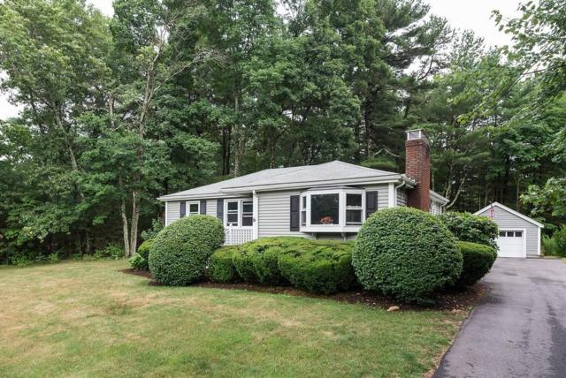 6 Cross Street, Foxboro, MA 02035 (MLS #72357455) :: ALANTE Real Estate