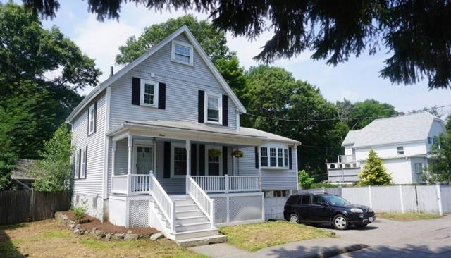 12 Cottage Place, Milton, MA 02186 (MLS #72359122) :: Vanguard Realty