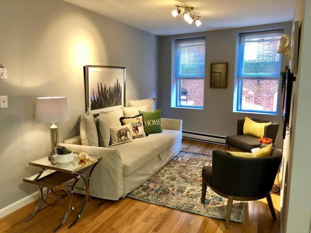 138 Prince #6, Boston, MA 02113 (MLS #72359723) :: ERA Russell Realty Group