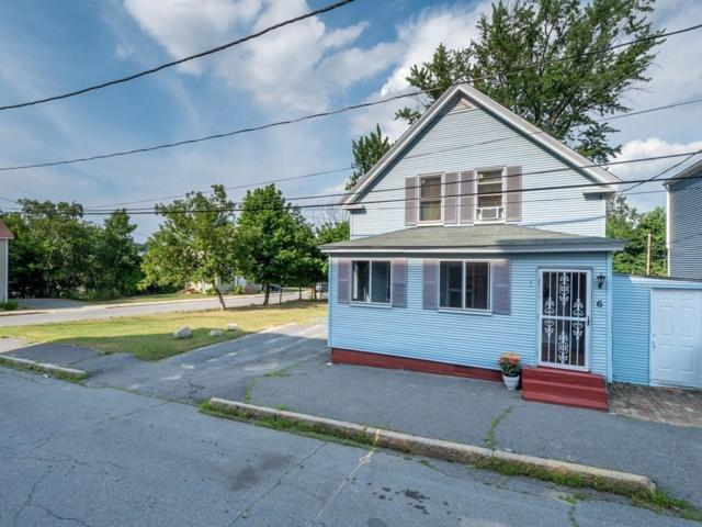6 Middle St, Fitchburg, MA 01420 (MLS #72364202) :: ALANTE Real Estate