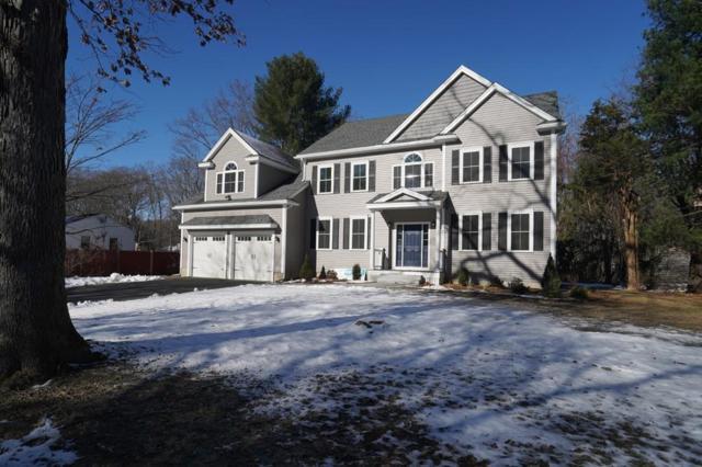 18 Arrowhead Rd, Concord, MA 01742 (MLS #72389160) :: Vanguard Realty