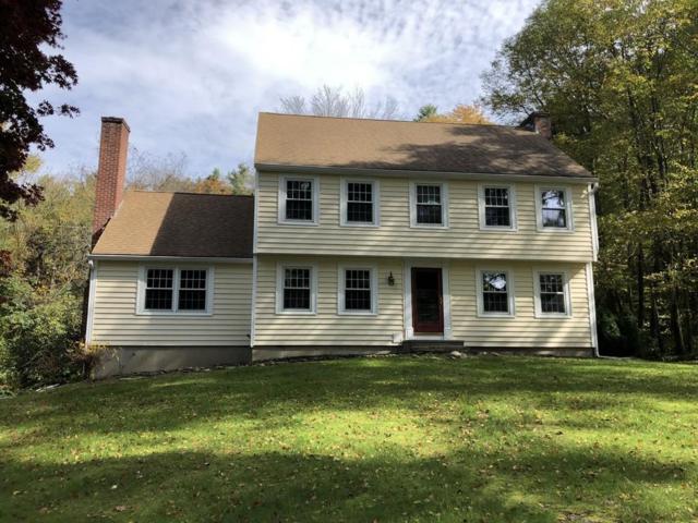 38 Old Farm Rd, Sturbridge, MA 01566 (MLS #72401251) :: Vanguard Realty