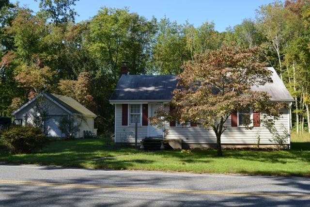 306 Plain St, Rehoboth, MA 02769 (MLS #72403254) :: ALANTE Real Estate