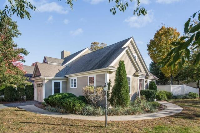30 Faxon Dr #30, Stow, MA 01775 (MLS #72406436) :: The Home Negotiators