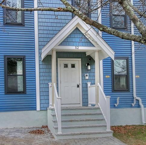52 Edward St #1, Medford, MA 02155 (MLS #72410052) :: Vanguard Realty