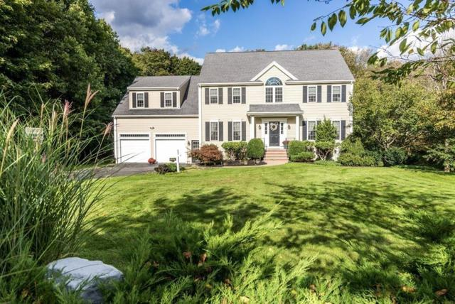 8 Tiffany Mill Ln, Hanover, MA 02339 (MLS #72413685) :: Apple Country Team of Keller Williams Realty
