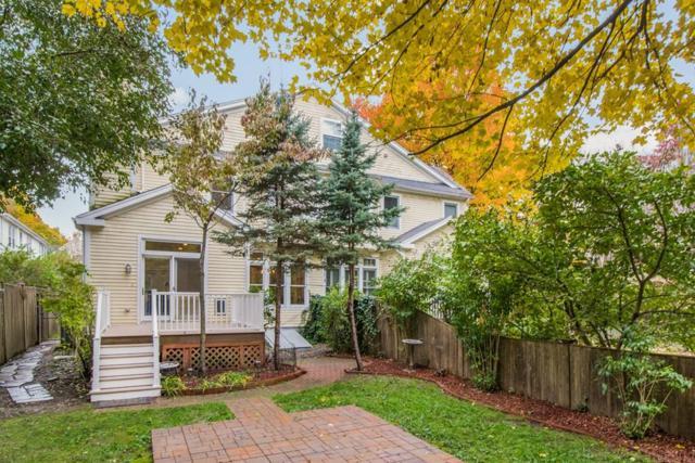 78 Bourne St #78, Newton, MA 02466 (MLS #72419213) :: Westcott Properties