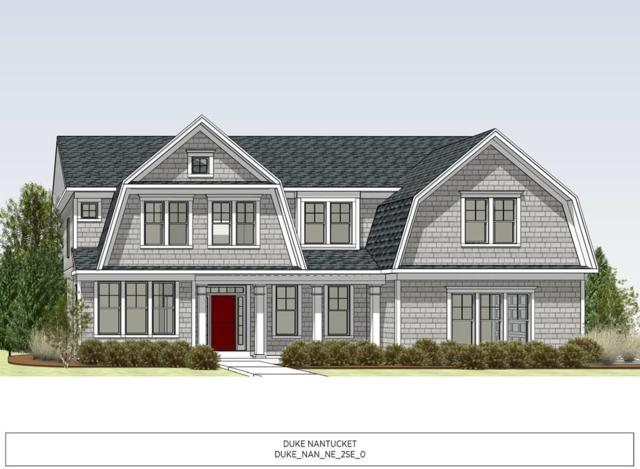 15 Longley Road Lot 143, Scituate, MA 02066 (MLS #72428958) :: DNA Realty Group
