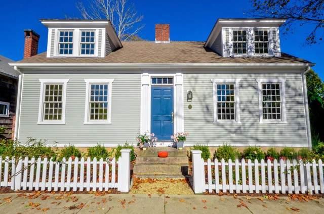 47 Main Street, Marion, MA 02738 (MLS #72436097) :: Berkshire Hathaway HomeServices Warren Residential