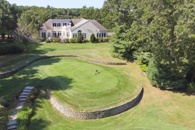 186 Country Club Way, Kingston, MA 02364 (MLS #72437640) :: Trust Realty One