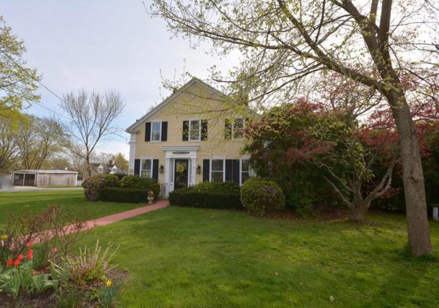 586 Elm St, Dartmouth, MA 02748 (MLS #72449690) :: Charlesgate Realty Group