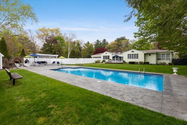 115 Prospect St, Hingham, MA 02043 (MLS #72450189) :: The Russell Realty Group
