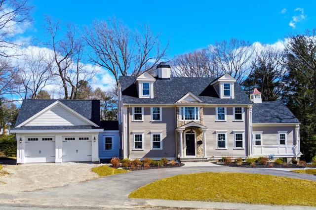 64 Bristol Road, Wellesley, MA 02481 (MLS #72458263) :: Mission Realty Advisors