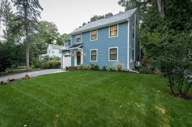 216 Quinobequin Rd, Newton, MA 02468 (MLS #72461967) :: Apple Country Team of Keller Williams Realty