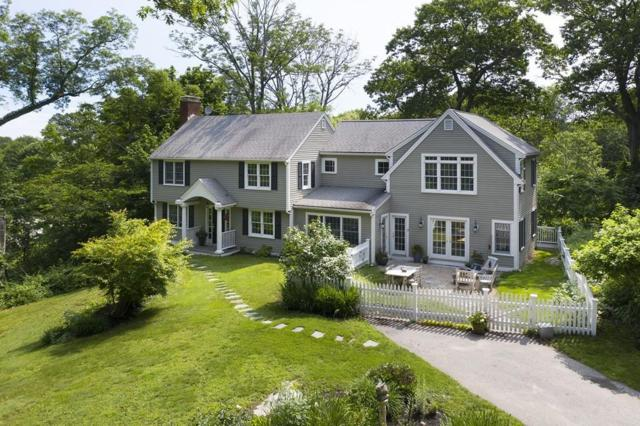 3 Forest Circle, Cohasset, MA 02025 (MLS #72462305) :: Kinlin Grover Real Estate