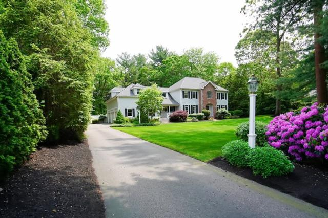 41 Wintergreen Drive, North Attleboro, MA 02760 (MLS #72463819) :: DNA Realty Group
