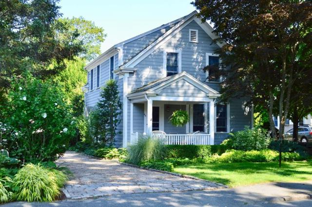 63 Pleasant St, Marion, MA 02738 (MLS #72473031) :: Kinlin Grover Real Estate