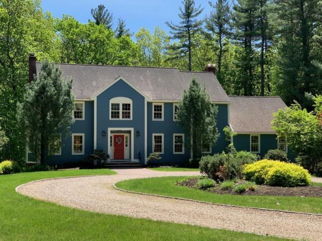 14 Bennett Rd, Boxford, MA 01921 (MLS #72484471) :: DNA Realty Group