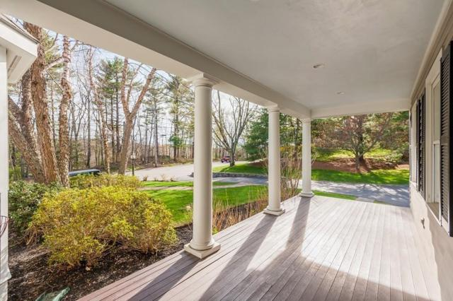 414 N Main St, Cohasset, MA 02025 (MLS #72496804) :: The Russell Realty Group