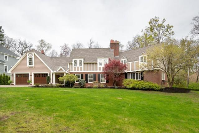 5 Fernway, Winchester, MA 01890 (MLS #72497005) :: Apple Country Team of Keller Williams Realty