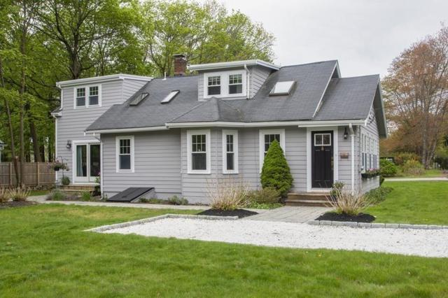 10 Blaisdell Road, Hingham, MA 02043 (MLS #72499403) :: The Russell Realty Group