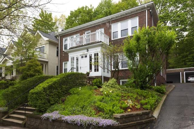 188 Winchester St #2, Brookline, MA 02446 (MLS #72499826) :: Apple Country Team of Keller Williams Realty
