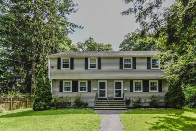 177 Rockland St #177, Canton, MA 02021 (MLS #72501468) :: Spectrum Real Estate Consultants