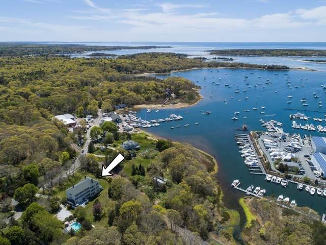 48 Red Brook Harbor Road, Bourne, MA 02534 (MLS #72503404) :: The Gillach Group