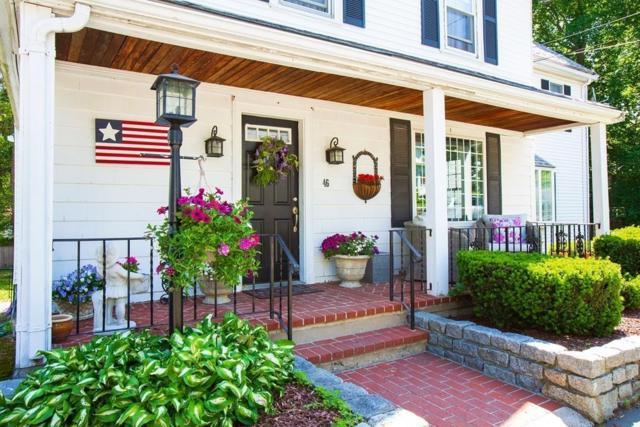 46 Denmark Ave, Milton, MA 02186 (MLS #72516243) :: Westcott Properties