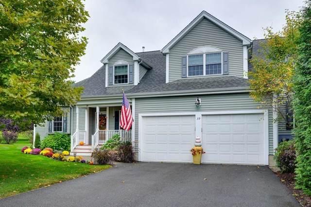 39 Rockville Meadows #39, Millis, MA 02054 (MLS #72534414) :: Kinlin Grover Real Estate