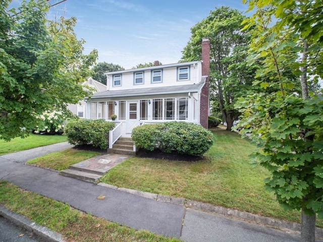 51 Jenness St, Quincy, MA 02169 (MLS #72548284) :: The Muncey Group