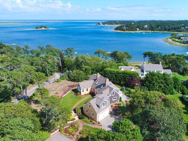 830 Fox Hill Road, Chatham, MA 02650 (MLS #72556909) :: The Gillach Group