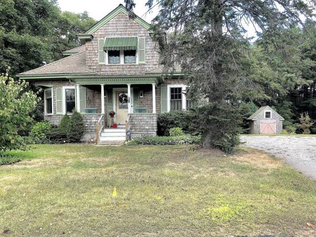 602 Old County Rd, Westport, MA 02790 (MLS #72566333) :: DNA Realty Group