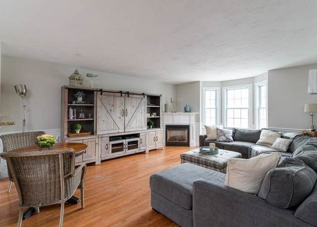 101 Pond St A, Weymouth, MA 02190 (MLS #72574300) :: Kinlin Grover Real Estate