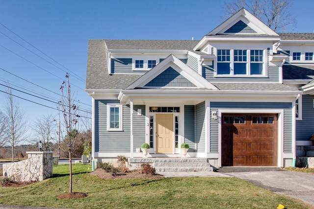 2 Sunset Way #2, Medfield, MA 02052 (MLS #72587281) :: Trust Realty One