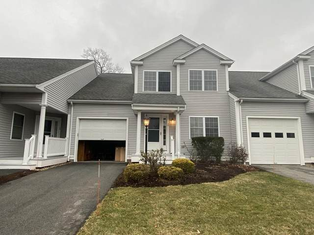 877 Auburnville Way J5, Whitman, MA 02382 (MLS #72588712) :: DNA Realty Group