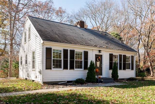 22 Whortleberry Lane, Scituate, MA 02066 (MLS #72592536) :: DNA Realty Group