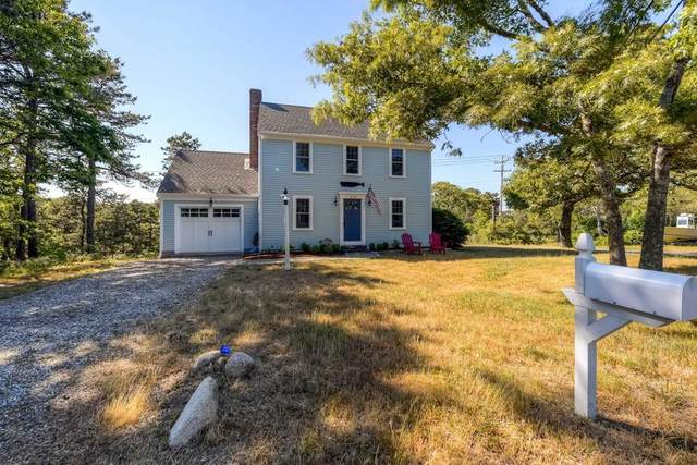 110 Tirrells Way, Chatham, MA 02659 (MLS #72604053) :: DNA Realty Group