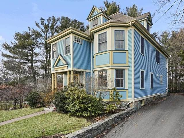 31 Duncklee St, Newton, MA 02461 (MLS #72615968) :: DNA Realty Group