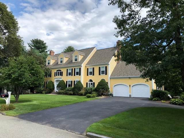 11 Donnelly Drive, Medfield, MA 02052 (MLS #72619592) :: Berkshire Hathaway HomeServices Warren Residential