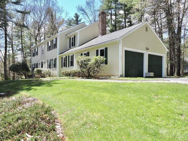 204 Newtown Rd, Acton, MA 01720 (MLS #72621527) :: Trust Realty One