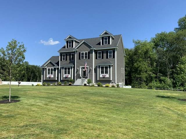 25 Fieldstone Lane, Billerica, MA 01821 (MLS #72621800) :: Parrott Realty Group