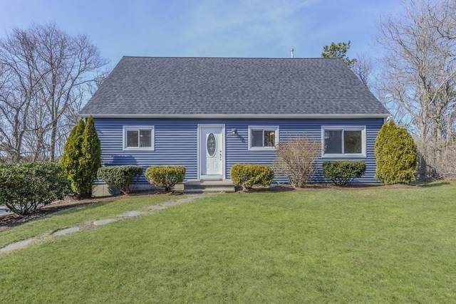 9 Westerly Dr, Bourne, MA 02532 (MLS #72635096) :: Trust Realty One