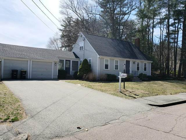8 Governor Winthrop Lane, Weymouth, MA 02190 (MLS #72635537) :: Spectrum Real Estate Consultants