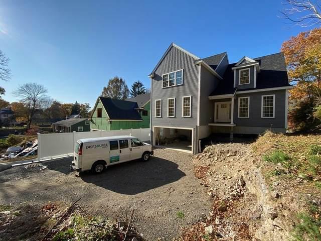 88 Dedham Boulevard, Dedham, MA 02026 (MLS #72657469) :: Cosmopolitan Real Estate Inc.