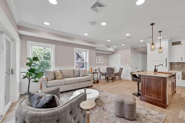 33 O Street #3, Boston, MA 02127 (MLS #72661007) :: Westcott Properties